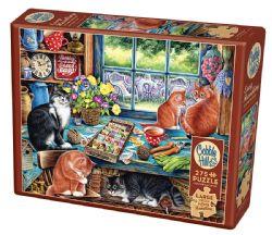COBBLE HILL -  CATS RETREAT (275 PIECES)