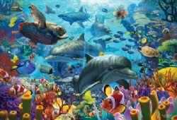 COBBLE HILL -  CORAL SEA (2000 PIECES)