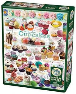 COBBLE HILL -  CUPCAKE TIME (1000 PIECES)