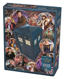 COBBLE HILL -  DOCTOR WHO: THE DOCTORS 80226 80226