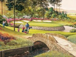 COBBLE HILL -  GOLF COURSE (275 PIECES)