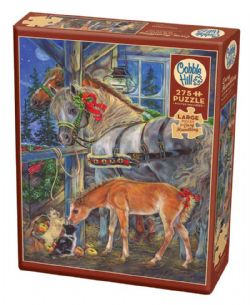 COBBLE HILL -  HOLIDAYS HORSIES (275 PIECES)