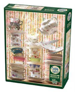 COBBLE HILL -  MAGIC TEA SHOP (1000 PIECES)