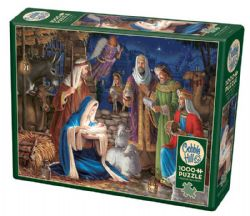 COBBLE HILL -  MIRACLE IN BETHLEHEM (1000 PIECES)