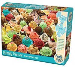 COBBLE HILL -  MORE ICE CREAM (350 PIECES)