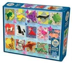 COBBLE HILL -  ORIGAMI ANIMALS (500 PIECES)