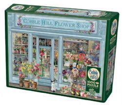 COBBLE HILL -  PARISIAN FLOWERS (1000 PIECES)