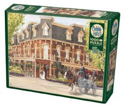 COBBLE HILL -  PRINCE OF WALES HOTEL (1000 PIECES)