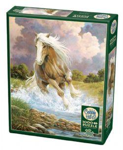 COBBLE HILL -  RIVER HORSE (1000 PIECES)