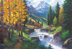 COBBLE HILL -  ROCKY MOUNTAIN HIGH (2000 PIECES)