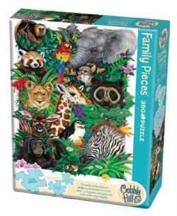 COBBLE HILL -  SAFARI BABIES (350 PIECES)