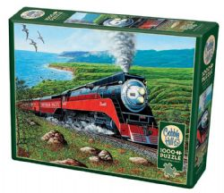 COBBLE HILL -  SOUTHERN PACIFIC (1000 PIECES)