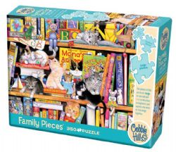 COBBLE HILL -  STORYTIME KITTENS (350 PIECES)