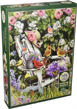 COBBLE HILL -  SUMMER ADIRONDACK BIRDS (1000 PIECES)