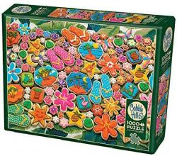 COBBLE HILL -  TROPICAL COOKIES (1000 PIECES)