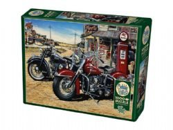 COBBLE HILL -  TWO FOR THE ROAD (1000 PIECES)