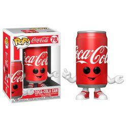 COCA-COLA -  POP! VINYL FIGURE OF COCA-COLA CAN (4 INCH) 78