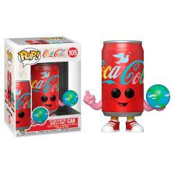 COCA-COLA -  POP! VINYL FIGURE OF