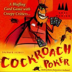 COCKROACH POKER -  BUG BLUFF