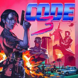 CODE 3 -  BASE GAME (ENGLISH)