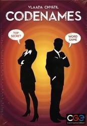CODENAMES -  BASE GAME (ENGLISH)