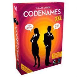 CODENAMES -  BASE GAME XXL (ENGLISH)