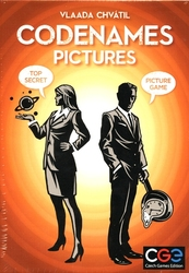 CODENAMES -  PICTURES (ENGLISH)