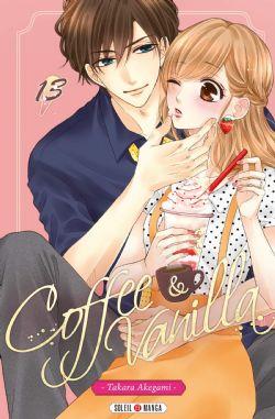 COFFEE & VANILLA -  (FRENCH V.) 13