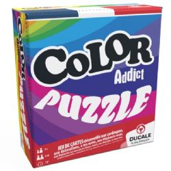 COLOR ADDICT -  PUZZLE (FRENCH)