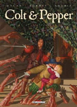 COLT & PEPPER -  ET IN ARCADIA EGO 02