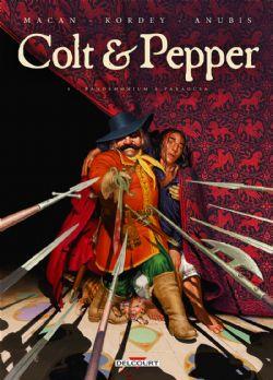 COLT & PEPPER -  PANDEMONIUM À PARAGUSA 01