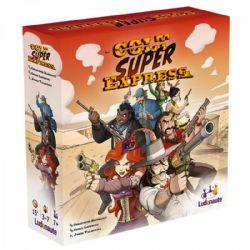 COLT SUPER EXPRESS -  BASE GAME (FRENCH)