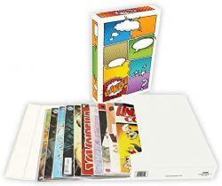 COMIC BOOK FOLIO -  COMIC BOOK STOR FOLIO ART (