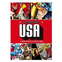 COMICS USA -  HISTOIRE D'UNE CULTURE POPULAIRE