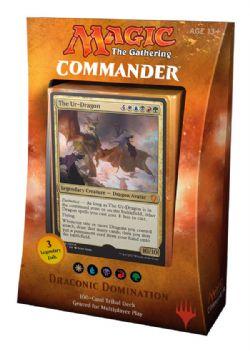 COMMANDER 2017 -  DRACONIC DOMINATION (P100+1)