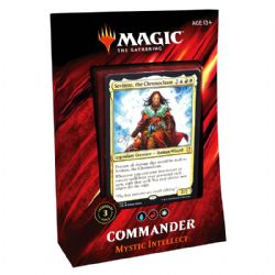 COMMANDER 2019 -  MYSTIC INTELLECT - DECK (P100+1)
