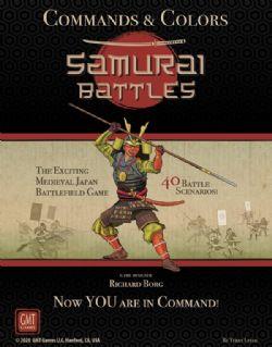 COMMANDS & COLORS -  SAMURAI BATTLES