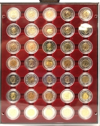 COMPLETE COLLECTIONS -  2-DOLLAR COIN COMPLETE COLLECTION FROM 1996 TO 2015