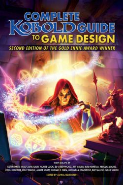 COMPLETE KOBOLD GUIDE TO GAME DESIGN (ENGLISH)