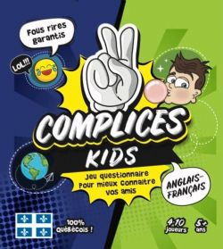 COMPLICES KIDS (FRENCH)