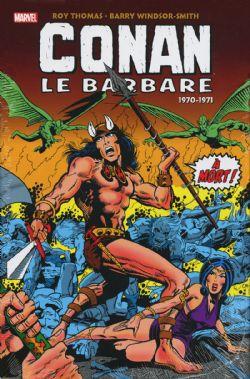 CONAN -  INTÉGRALE 1970-1971 -  CONAN LE BARBARE