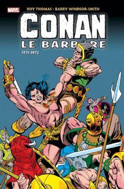 CONAN -  INTÉGRALE 1971-1972 -  CONAN LE BARBARE