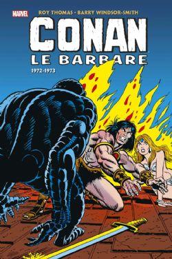 CONAN -  INTÉGRALE 1972-1973 -  CONAN LE BARBARE