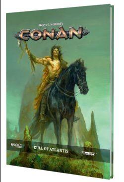 CONAN -  KULL OF ATLANTIS (ENGLISH)