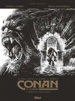 CONAN LE CIMMÉRIEN -  LA MAISON AUX TROIS BANDITS (EDITION COLLECTOR) 10