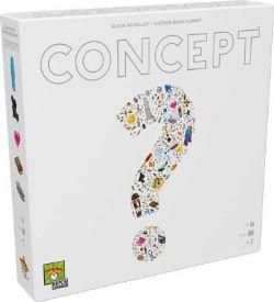 CONCEPT -  BASE GAME (ENGLISH)