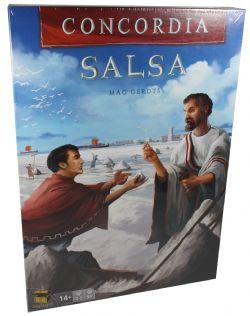 CONCORDIA -  SALSA (FRENCH)