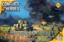 CONFLICT OF HEROES -  STORMS OF STEEL - KURSK 1943 THRID EDITION (ENGLISH)