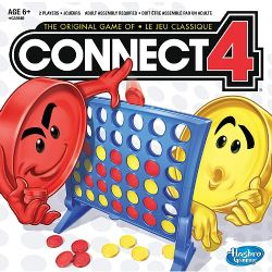 CONNECT 4 -  CARD GAME (BILINGUAL)