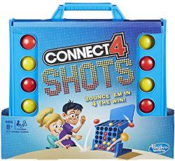CONNECT 4 -  SHOTS (BILINGUAL)